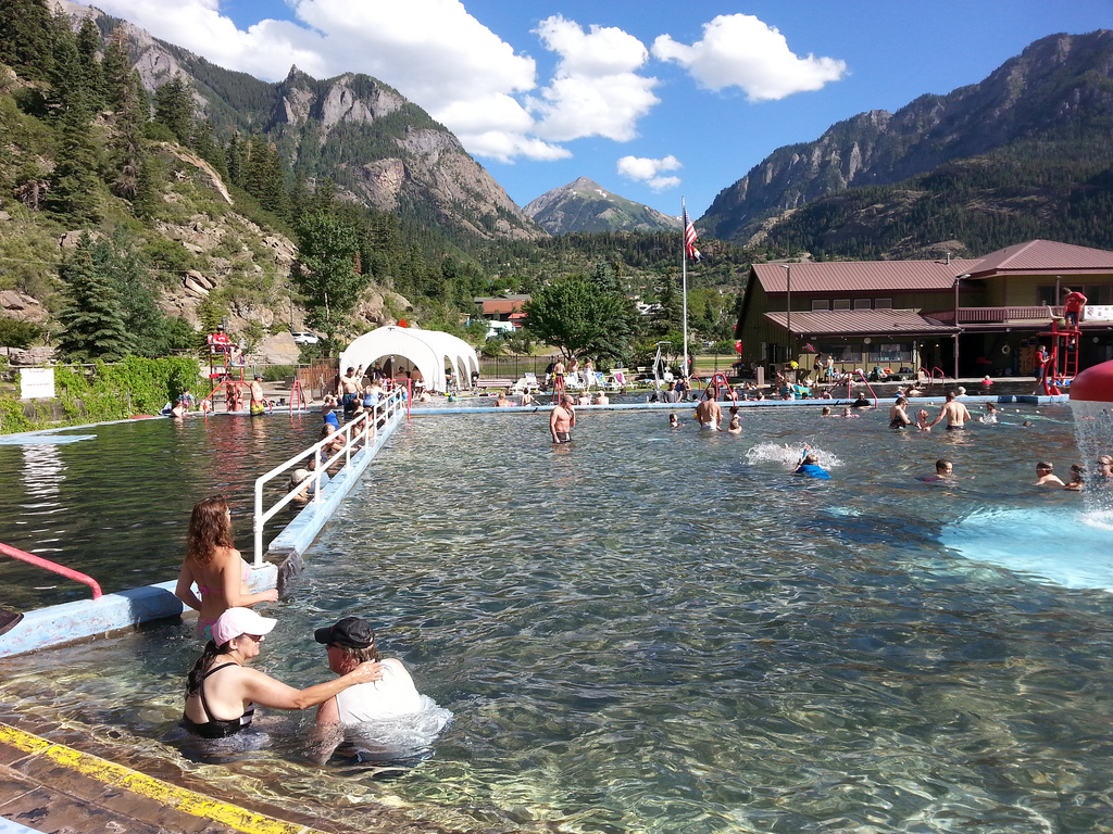 Best clothing optional hot springs