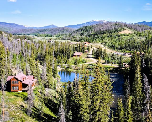 Aspen canyon ranch weed rentalsweed rentals for Cabin rentals near fort collins colorado